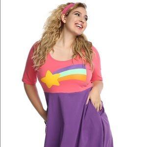 Gravity Falls Cosplay Mabel Dress